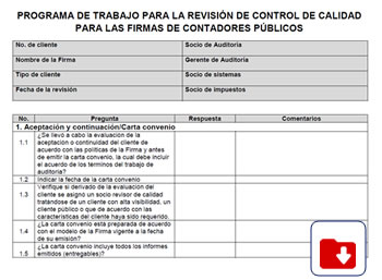 formatos revisores manuales nrcc